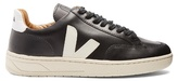 Veja V-12 low-top leather trainers