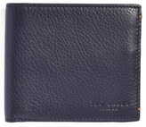 Ted Baker Men's 'Dock' Leather Wallet - Blue