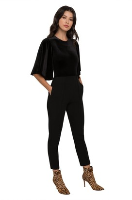 Black Halo Milla Jumpsuit