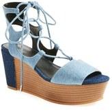 Rebecca Minkoff Women's 'Cady' Wedge Sandal