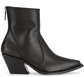 Givenchy Pointed Cowboy Boots