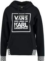 Vans KARL LAGERFELD Hoodie black