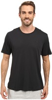 Tommy Bahama Solid Cotton Modal Jersey Basic Short Sleeve T-Shirt