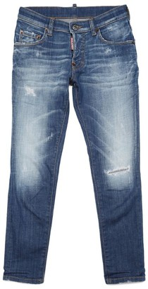 DSQUARED2 Distressed Jeans (6-16 Years)