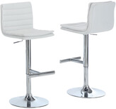 Monarch Set Of 2 Hydraulic Lift Barstools