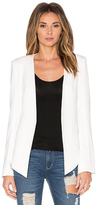 James Jeans V Boyfriend Blazer in White. - size XS (also in )