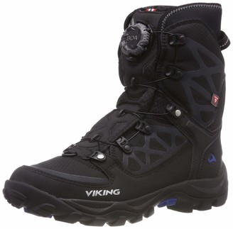 Viking Unisex Adults Constrictor Iii Boa High Rise Hiking Shoes