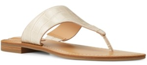 Nine West Heyther Flat Sandals Women's Shoes
