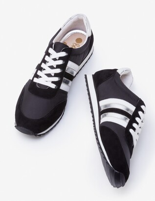 Striped Trainers