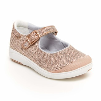Stride Rite Girls SR Reagan Mary Jane Flat