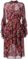 IRO Aamito floral dress