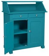 Laurette Surprise Sideboard - canary blue