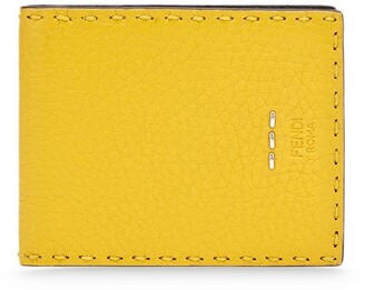 Fendi Stitch Billfold Wallet
