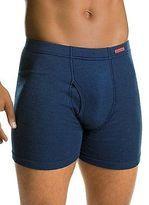 Hanes Men's TAGLESS Boxer Briefs ComfortSoft Waistband Asst Solids 5Pk Underwear
