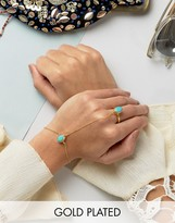 Ottoman Hands Tear Hand Chain