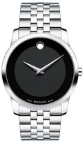 Movado 'Museum' Bracelet Watch, 40mm (Regular Retail Price: $795.00)