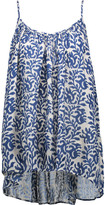 Chelsea Flower Uma printed voile top
