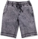 Denim Pullon Short (Size 4 - 7)