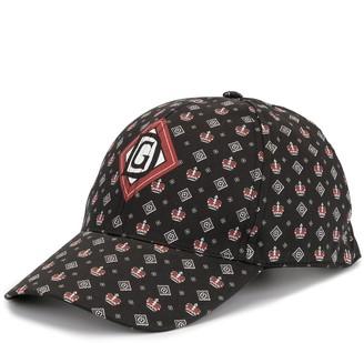 Dolce & Gabbana crown print baseball cap