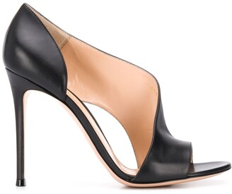 Gianvito Rossi Demi cut-out sandals