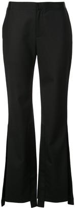 Monse Grosgrain Tuxedo Trousers