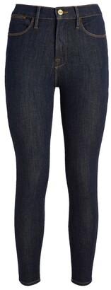 Frame Skinny Le High Jeans