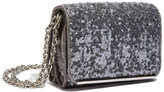 Ivanka Trump Sequin Shoulder Bag