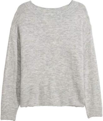 H&M H&M+ Knit Sweater - Gray