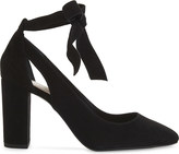 Claudie Pierlot Suede court shoes