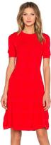 Kate Spade Textured Scuba Shift Dress