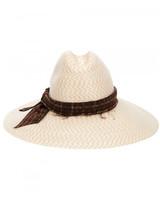 Baja East straw hat