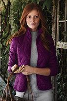Classic Women's Travel Primaloft Jacket-Wild Berry Floral