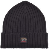 Paul & Shark Paul And Shark Knitted Beanie Navy