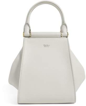 Max Mara Leather Top-Handle Bag