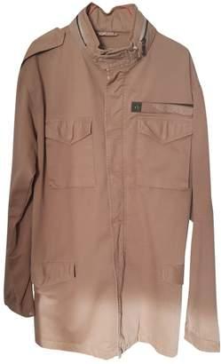 MHI Beige Cotton Jackets