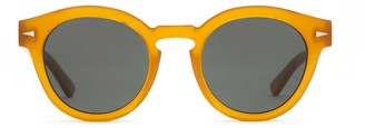 AHLEM Abbesses Peach Sunglasses