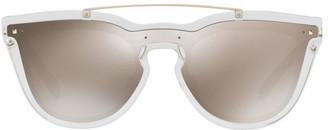 Valentino VA4008 404163 Sunglasses White