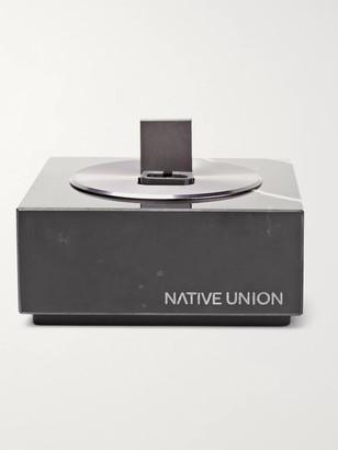 Native Union Dock+ Lightning Marble Dock