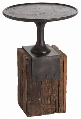 Arteriors Anvil Occasional Tray Table