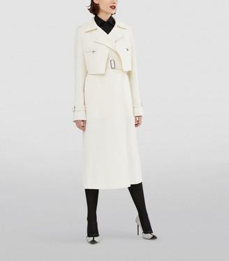 Max Mara Wool-Cashmere Gianna Coat