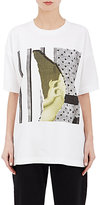 MM6 MAISON MARGIELA Women's Victorian Lady T-Shirt-WHITE