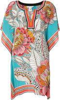 Trina Turk floral print dress - women - Silk - XS/S