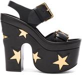 Stella McCartney Platform Star Heels
