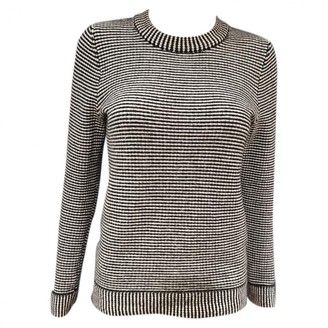 Jaeger Black Wool Knitwear for Women
