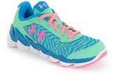 Under Armour Girl's 'Spine Disrupt' Running Shoe