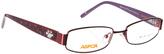 Plum & Swarovski® Crystal Eyeglasses