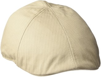 U.S. Polo Assn. Men's Solid Herringbone Twill Ivy Cap