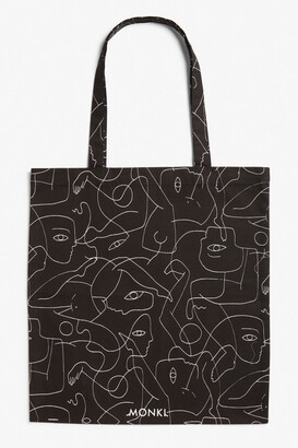 Monki Tote bag