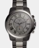 Fossil Hybrid Smartwatch Q Grant Black
