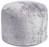Nordstrom Shimmer Velvet Pouf